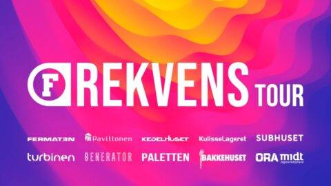 Frekvens Tour præsenterer 9 unge bands i hele midtjylland