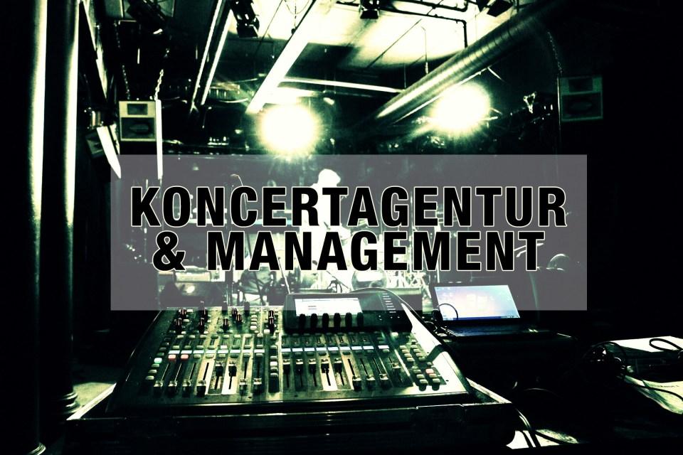 Bookingagentur & management