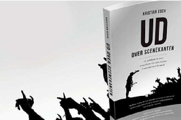 Få rabat på bogen 'Ud Over Scenekanten'