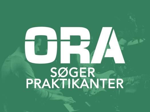 Kom i praktik hos ORA i foråret 2021