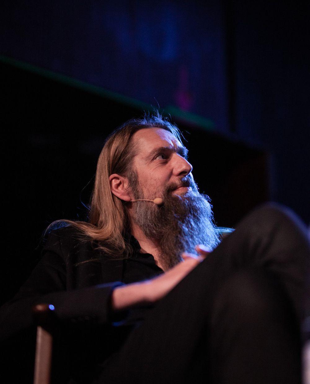 Anders Berg - Musikerdag - VEGA - 2020
